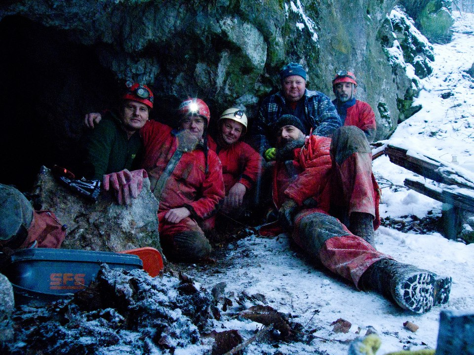 Jaskyňa Pec po novom objave (38)