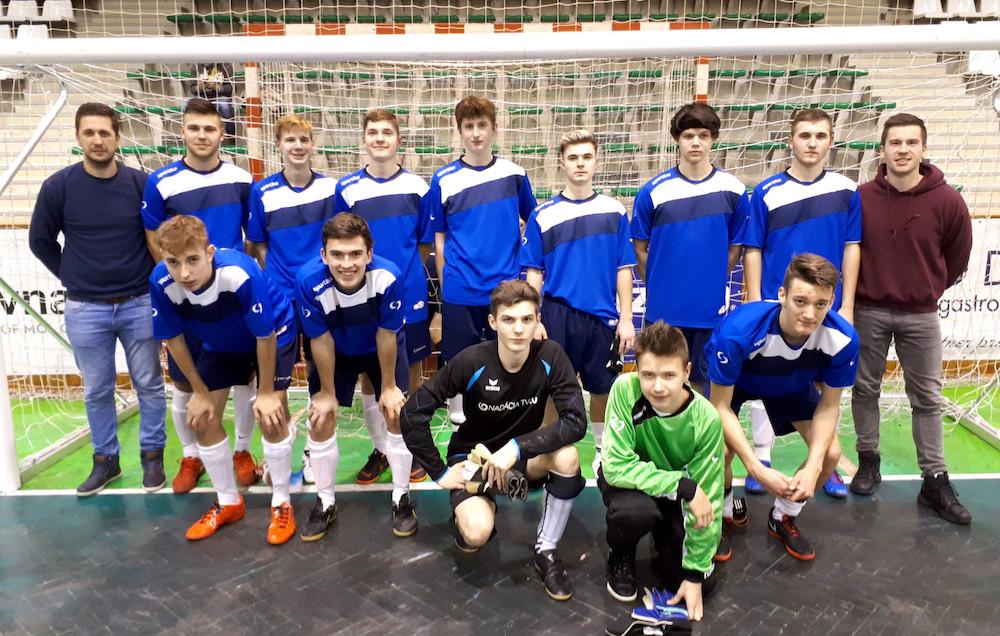 5bc902311d Futbal  Skvelá reprezentácia výberu dorastu ObFZ Senica - Záhorák